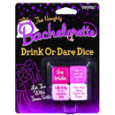 Naughty Bachelorette Drink or Dare Dice ~ EL-7855-01