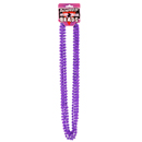 Bachelorette Party Purple Metallic Beads ~ EL-7860-21