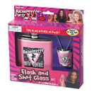 Bachelorette Party Shot Glass and Flask ~ EL-7860-93
