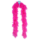 Hot Pink 6 Foot Feather Boa ~ EL-8302-01