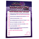 Night to Remember Bachelorette Challenge Cards ~ EL-SG110-05