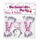 Bachelorette Party Tiaras and Tooters ~ HP2505