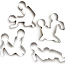 Kama Sutra Erotic Cookie Cutters ~ PALM1044