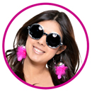 Pecker Party Sunglasses ~ PD6605-00