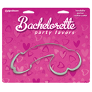 Bachelorette Party Bendable Pecker Cookie Cutter ~ PD8419-00